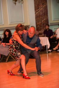Lindy Hop action