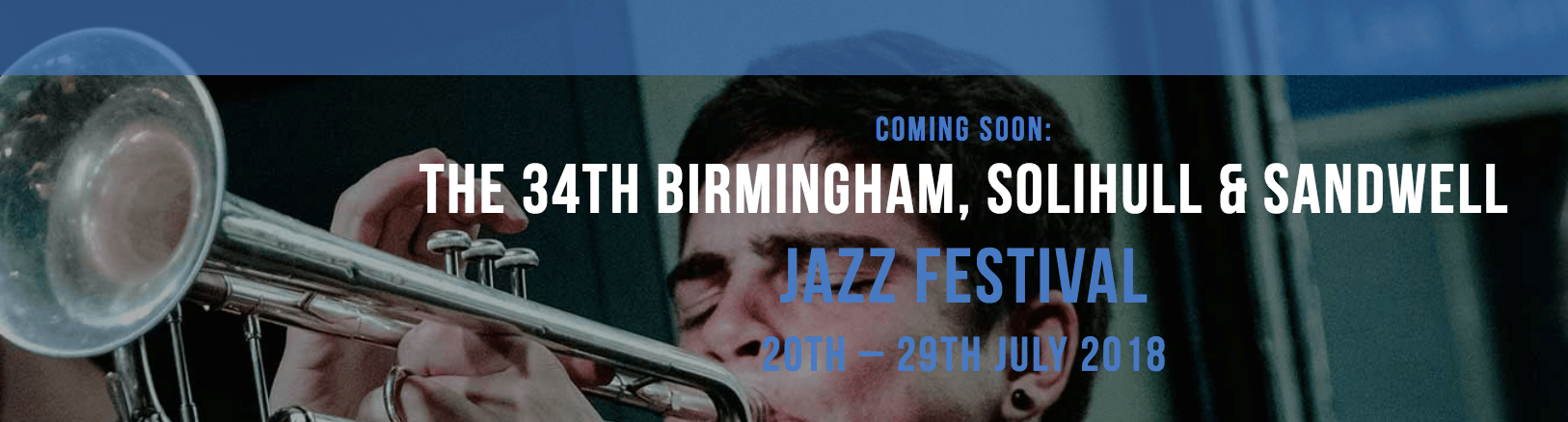 Birmingham Jazz Festival 2018